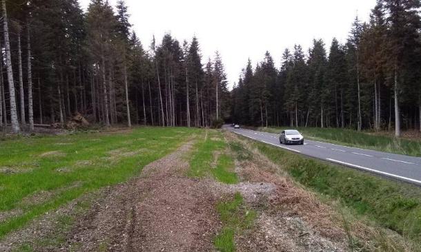 St Didier en Velay /St Victor Malescours Non à l'abattage de 15 hectares de forêt !