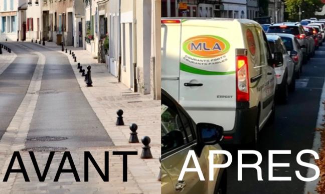 Non au projet démesuré d'urbanisation Rue de l'Explorateur Delaporte