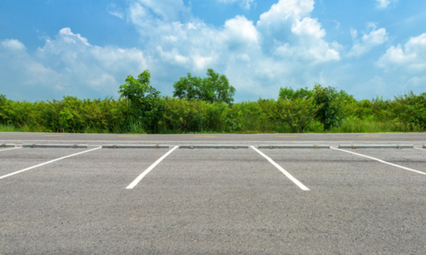 Parking square Palfijn