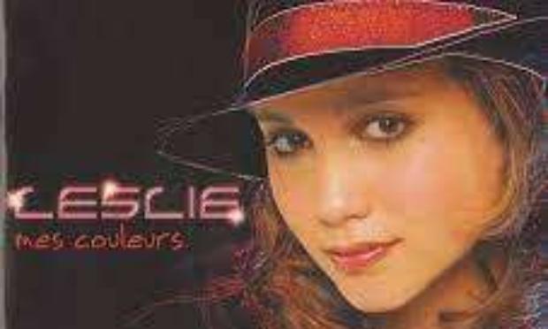 """LE PEUPLE RECLAME L'ALBUM """"Mes Couleurs"""" de Leslie, SUR SPOTIFY"""