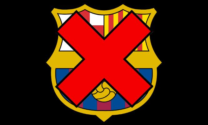 Demande de dissolution du FC Barcelone