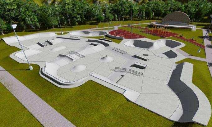 Un Skatepark à Frouzins !