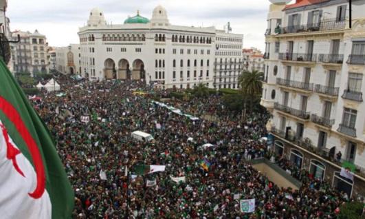 Pétition : Souveraineté du peuple algérien