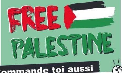 L'indépendance de Palestine