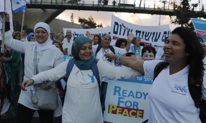 Pour la parole et le dialogue, seul espoir pour résoudre le conflit israelo-palestinien