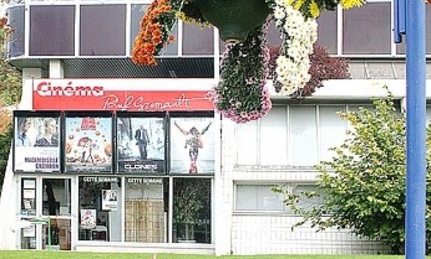 Non à la fermeture du cinéma d'Aubergenville