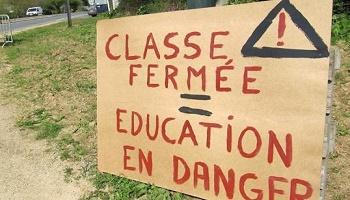 Pétition : Non à la fermeture d'une classe à l'école maternelle publique Georges Brassens à Elbeuf