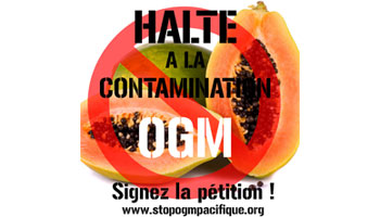 Petition : For a moratorium on the import of papaya seeds in New Caledonia