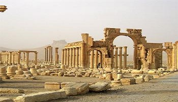 Petition : The Palmyra site under threat from Daech