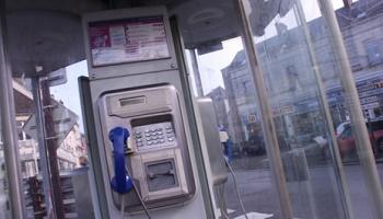 Pétition : Nous demandons le maintien des cabines téléphoniques