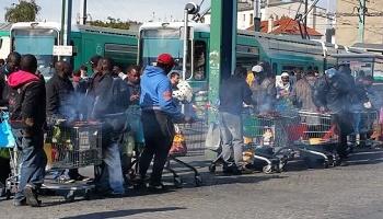 Saint-Denis (93) - Pour un retour au calme quartier gare et canal