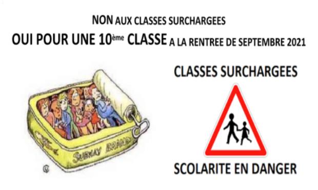 Mise à disposition d'un local supplémentaire à l'école de La Forêt pour la rentrée de septembre 2021