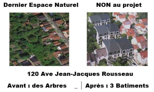 HOUILLES Commune des Yvelines Victime du GRAND PARIS