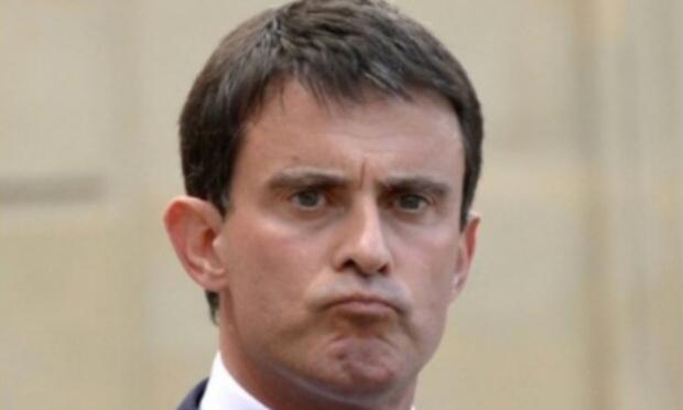 Valls casse-toi, on veut pas de toi