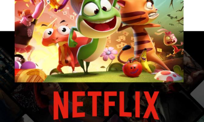 Ajouter Kaeloo sur Netflix