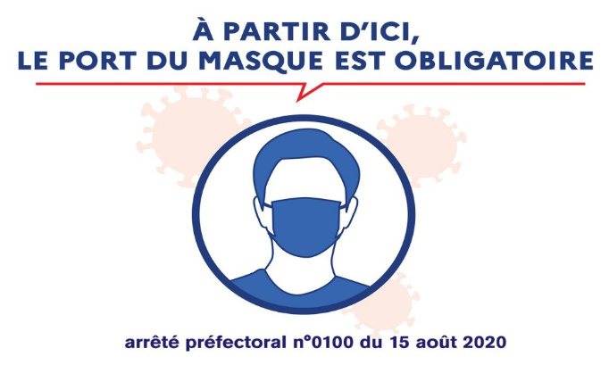 Pour l'arrêt de l'obligation du port du masque en extérieur dans les Deux-Sèvres