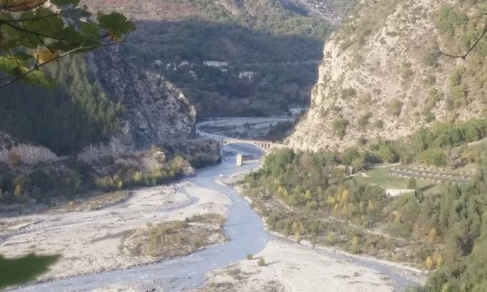 Pétition pour la réhabilitation du pont de la Faïa, à Daluis