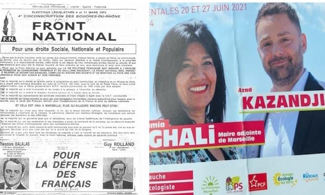 Retrait de la candidature de l'extrémiste Azad Balalas Kazandjian à Marseille