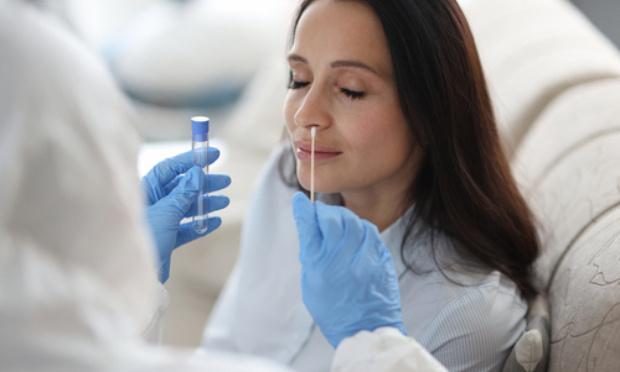 Pour le test PCR gratuit pour voyager !