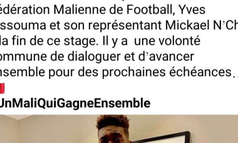 Plus de Yves Bissouma dans la sélection malienne on veut du respect