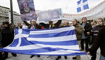 Petition : Greece Plan B Option B: Greece goes bankrupt, remains in the euro...