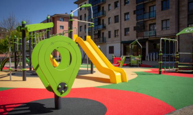 Aménagement d'un parc pour enfants, et sécurisation du quartier