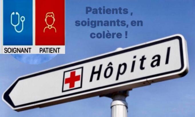 Pétition : Pour plus de transparence et de coordination dans les hôpitaux publics