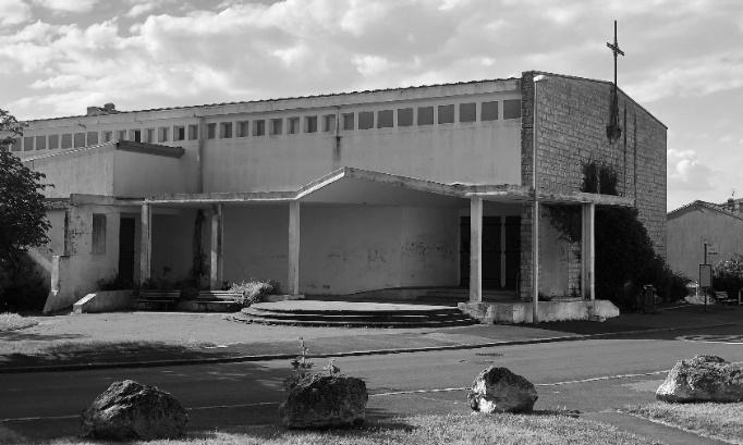 Non à la destruction de l'église Saint Joseph de Port-Neuf