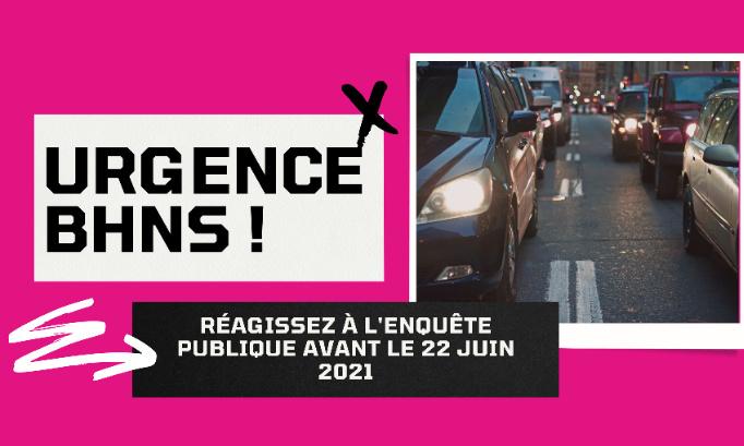 Urgent BHNS - Réagissons à l'enquête publique !