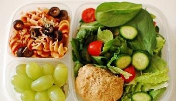 Healthier meals in school