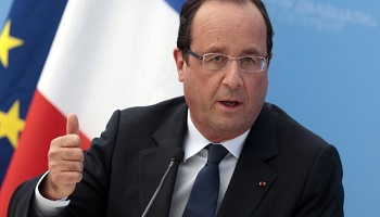 Petition : Resignation of President François Hollande