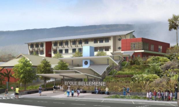 Non à l'attribution du nom Marguerite Jauzelon à l'école élémentaire de Bellemene !