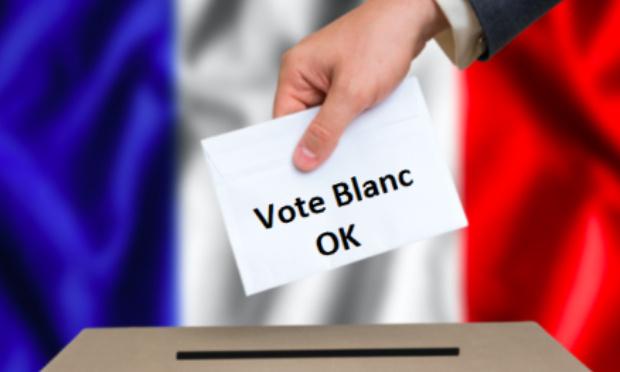 Pour que le Vote Blanc soit pris en compte comme un Vote légitime de contestation !