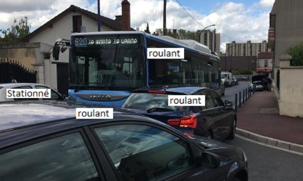 Réaménager la rue de la liberté (embouteillée) à Drancy.
