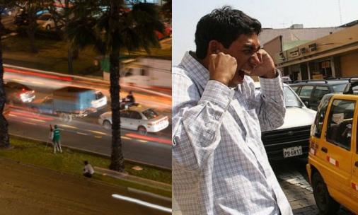 Contre la pollution sonore à Lima
