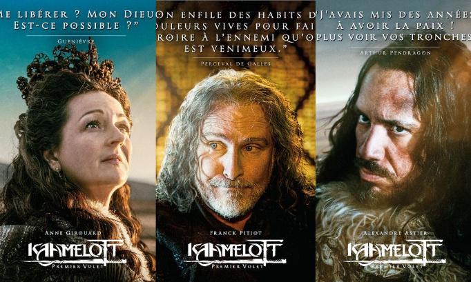 Pour que les fans du Portugal de Kaamelott puissent voir le 1er voler du film Kaamelott d'Alexandre Astier