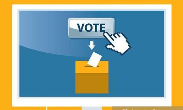 Pouvoir voter en ligne pour les élections en France