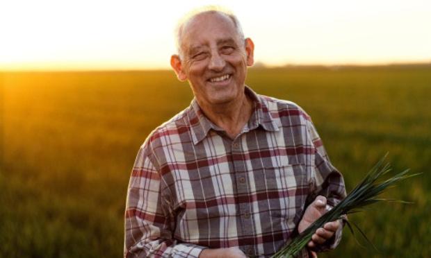 Mobilisation pour la revalorisation des retraites des agriculteurs
