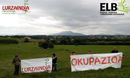 Pétition : Stop à l'accaparement des terres agricoles aux portes de Biarritz