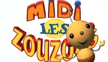 France 5 dessin animé midi les zouzous