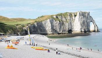 Cote d'Albatre : autorisons les chiens à accompagner leur maître à la plage sur un horaire défini