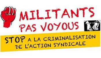 Pétition : Fin des discriminations syndicales pour Vincent et Fabien