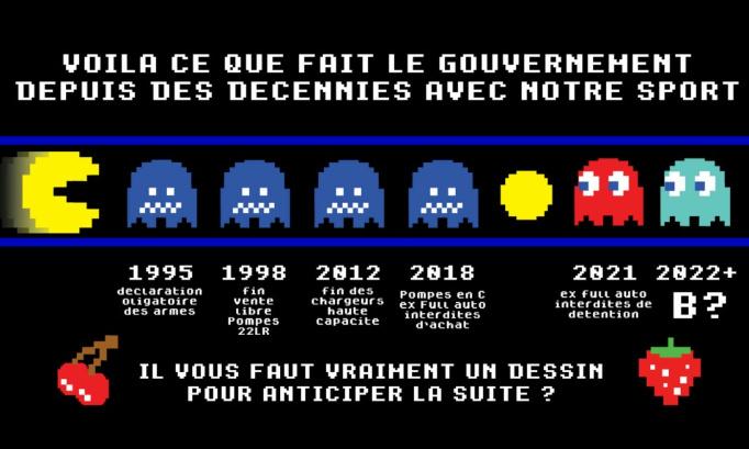 """""""Les tireurs sportifs, boucs émissaires de l'Etat: ça suffit!"""""""