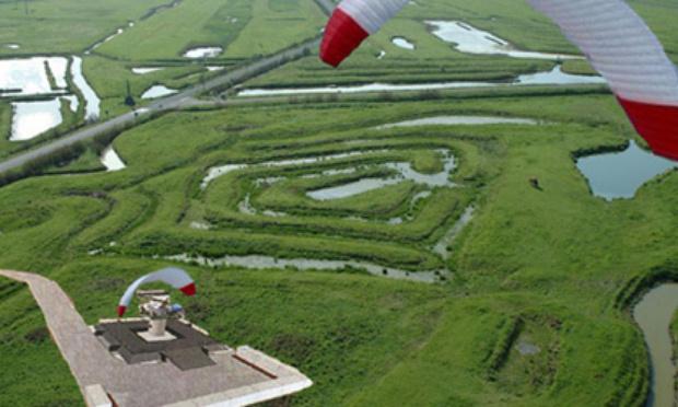Marais Breton: Natura 2 000,  Zone protégée en Danger.