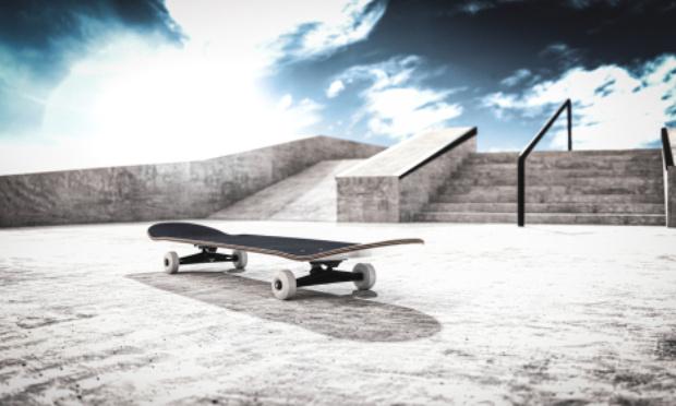 Maintenir la communauté skate par la présence d'un Skatepark