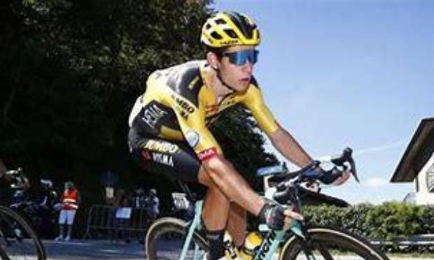 Ganna ne doit pas être champion du monde de cyclisme ! Wout Van aert doit l'etre.