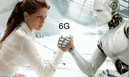 Empêcher la 6G. Vers un avenir sain