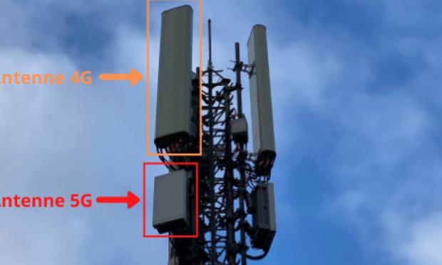 Non à l'antenne 5 G quartier des malines à Lisses - Urgence signalée