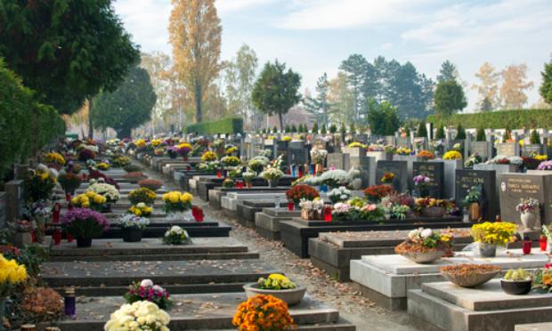 Pour un cimetière entretenu et à l'abri des vols ( installation de camera de vidéosurveillance)