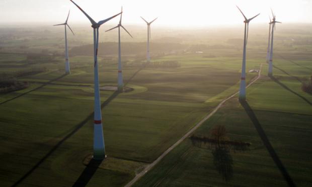 Stop au projet éolien de Saint Maxire